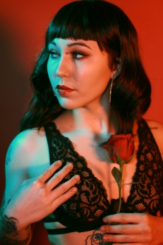 Scarlett O'Hara vibes